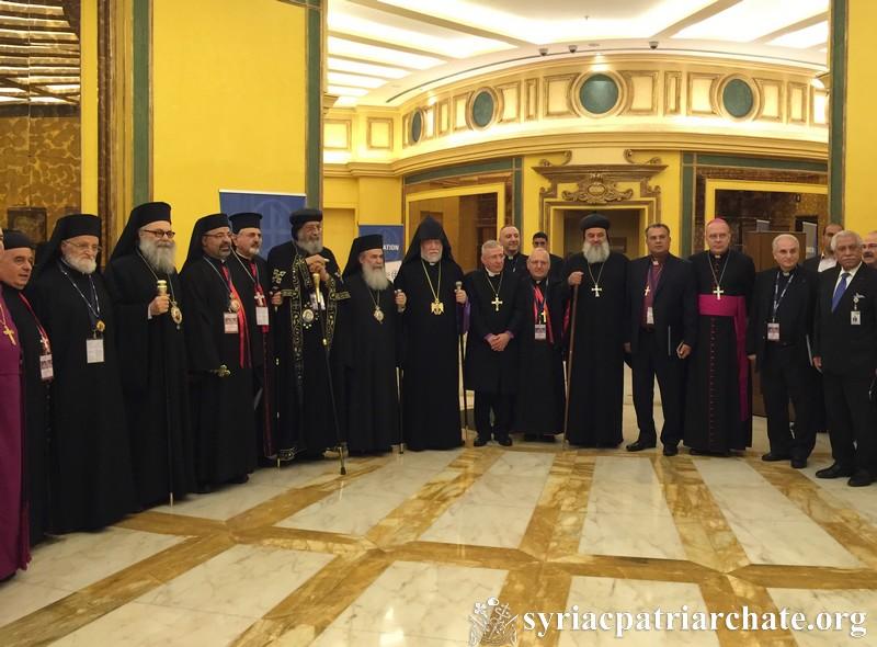 В столице Иордании открылся саммит глав Церквей Ближнего Востока