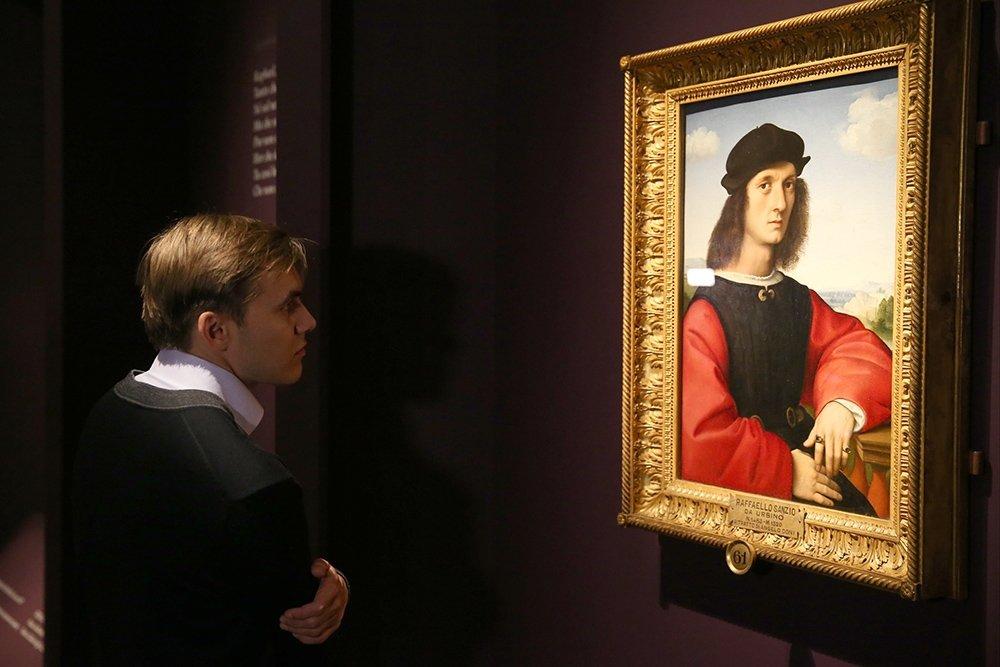Выставка рафаэля в пушкинском музее официальный сайт - 0a27