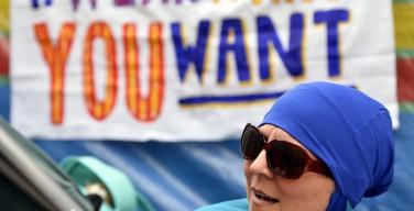 Дебаты о буркини: парадокс свободы выбора