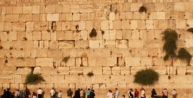 Почта Израиля доставила к Стене плача письма, адресованные Богу