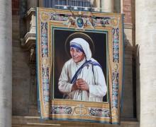 Мать Тереза Калькуттская: канонизация на 360º