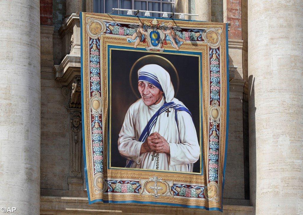 Мать Тереза Калькуттская: канонизация на 360?