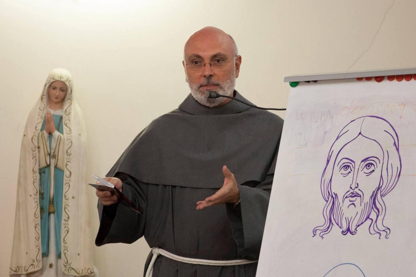 Отец Вильгельм Спирито, OFMConv: «Духовная жизнь — это жизнь в Святом Духе»
