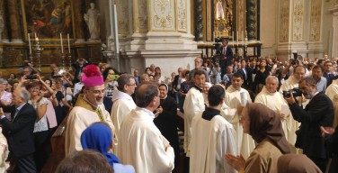 Апостольский администратор Латинского патриархата Иерусалима стал епископом