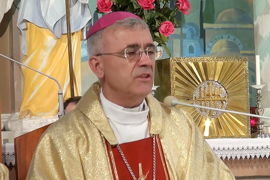 Проповедь епископа Иосифа Верта в канун беатификации о. Владислава Буковинского