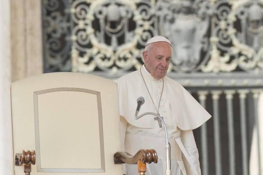 «Церковь – это милосердие». Общая аудиенция Папы Франциска 28 сентября