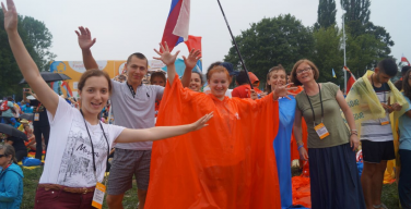 Всемирные Дни Молодежи глазами участников из Сибири (ФОТОРЕПОРТАЖ)