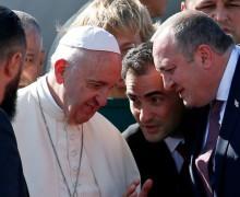 Папа: условием процветания Грузии является «мирное сосуществование между всеми народами региона»