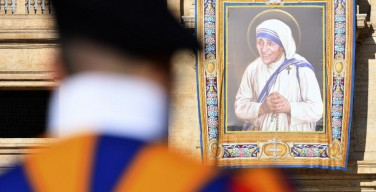 Проповедь Папы Франциска на Мессе причисления к лику святых блаженной Матери Терезы Калькуттской. Площадь Святого Петра, 4 сентября 2016 года