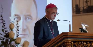 Общее молитвенное бдение и свидетельства в Кафедральном соборе Караганды накануне беатификации о. Буковинского (ВИДЕО)