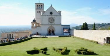Программа визита Папы Франциска в Ассизи для участия в молитве о мире