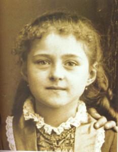 Тереза из Лизье в детстве