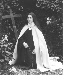 Монахиня Тереза из Лизье