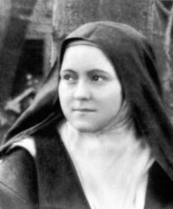 Юная монахиня Тереза