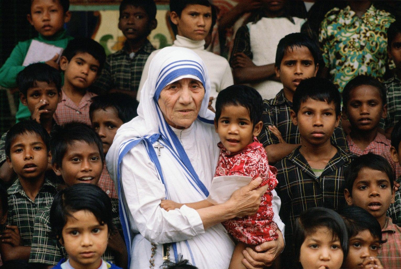 4 сентября 2016 года — канонизация Матери Терезы Калькуттской