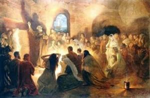 Первые христиане в Антиохии