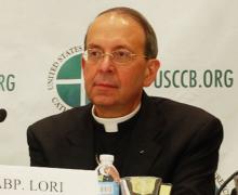 Архиепископ Балтиморский: Религиозное чувство верующих американцев подвергается серьезной опасности