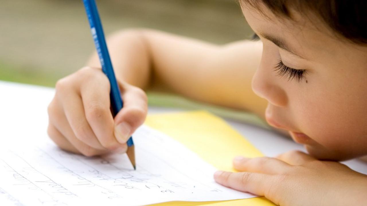 Дети пишyт Богy…