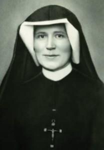 Сестра Фаустина Ковальская в 1938 г.