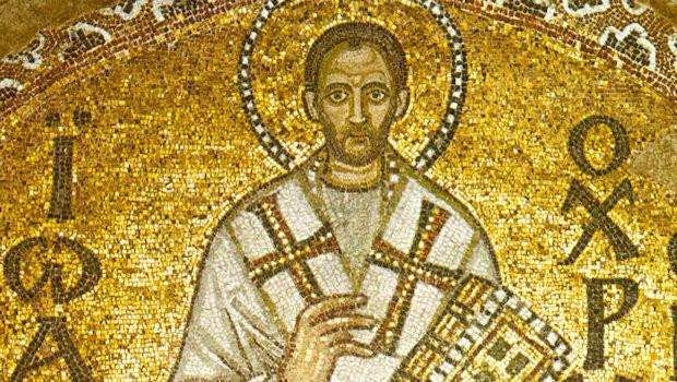 13 сентября. Святой Иоанн Златоуст, епископ и Учитель Церкви. Память
