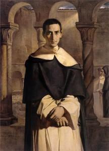 Молодой священник XVII века