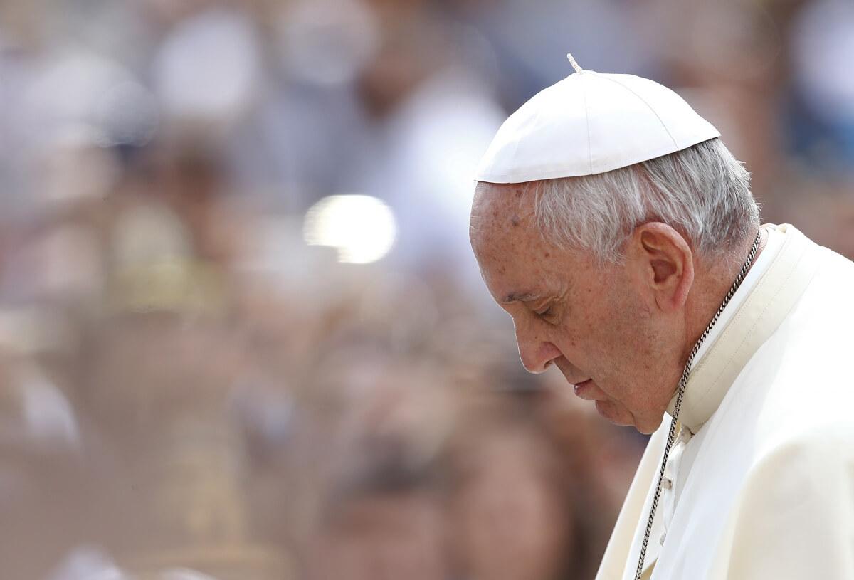 Молитвенные прошения Святейшего Отца на сентябрь: строить общество, которое ставит в центр человека