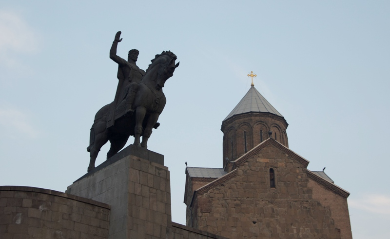 Грузинская церковь призывает воздержаться от «выражения недовольства» по поводу визита понтифика