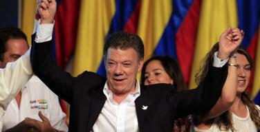 Нобелевскую премию мира получил глава Колумбии, остановивший 50-летнюю войну