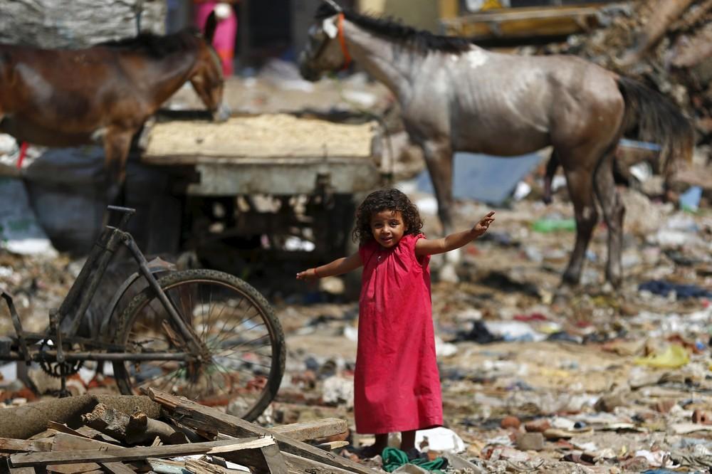 Папа: чтобы покончить с голодом, нужно бороться с изменением климата