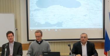 В Институте св. Фомы обсудили будущее христиан на Ближнем Востоке