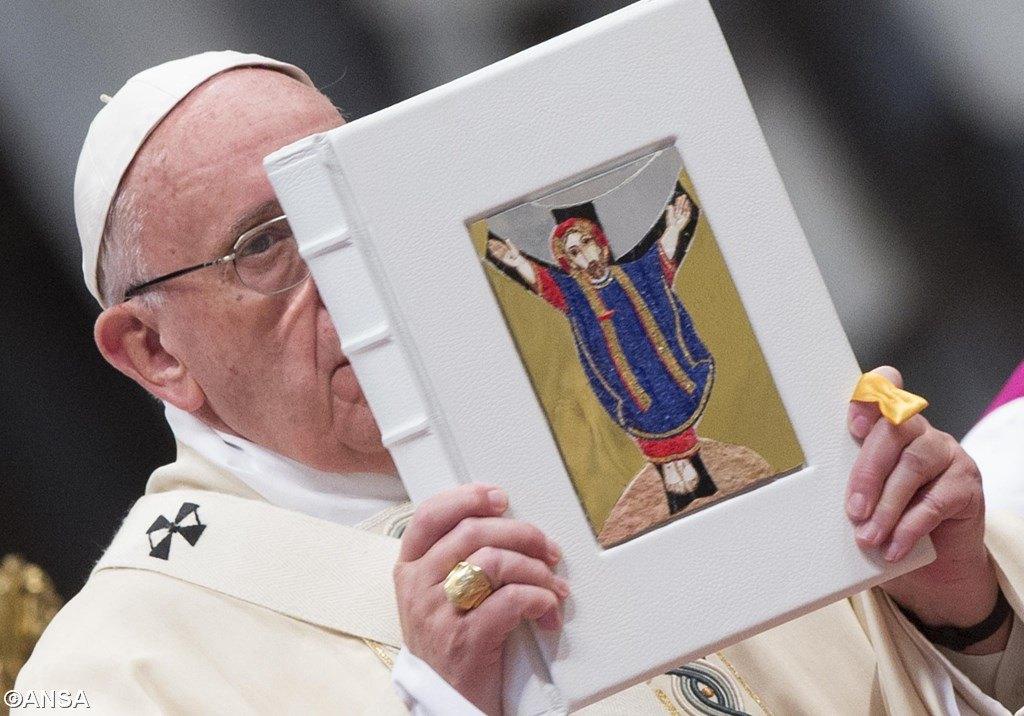 Папа: фундамент Церкви – Иисус Христос, ходатайствующий о нас в молитве