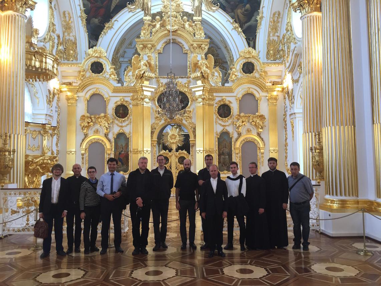 Завершился Летний институт для представителей Римско-Католической Церкви