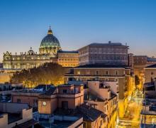 В непосредственной близости от Ватикана может открыться ресторан McDonald's