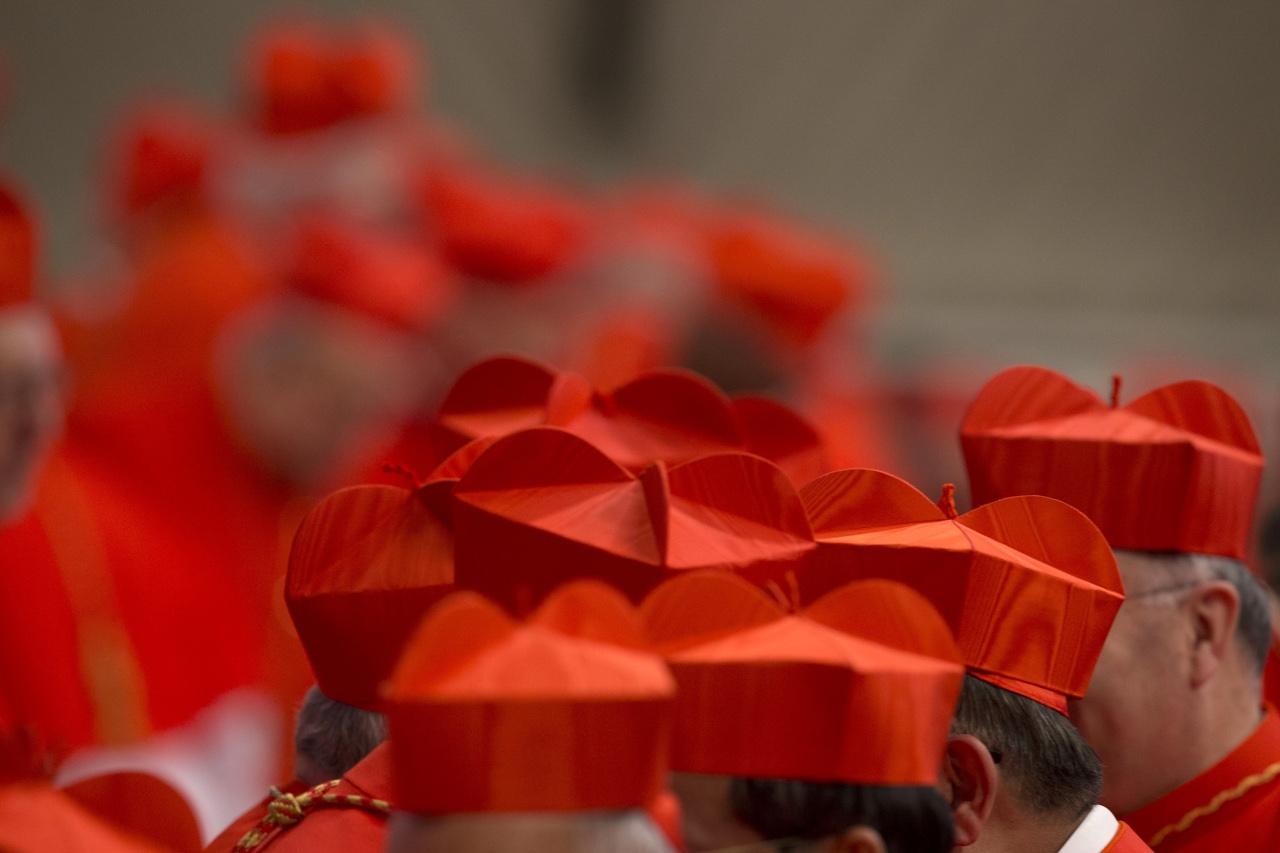 Папа объявил имена новых кардиналов