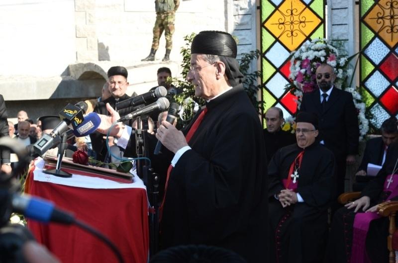 Архиепископ Алеппо: война в Сирии служит экономическим интересам Запада