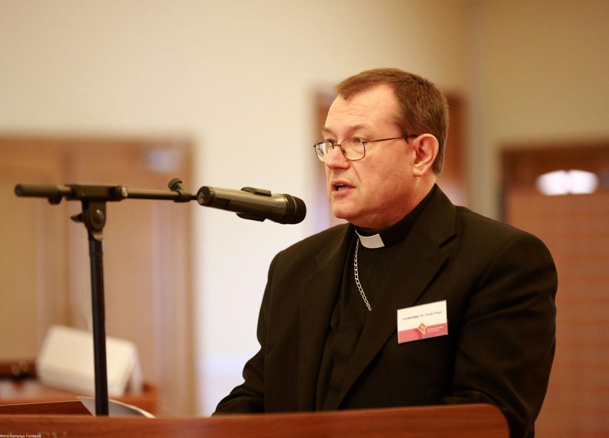 Архиепископ Павел Пецци: Сущность и содержание христианских ценностей