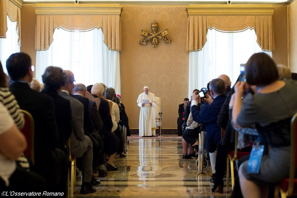 Папа — Фонду имени Иоанна Павла II: образование молодёжи — это инвестиция в будущее