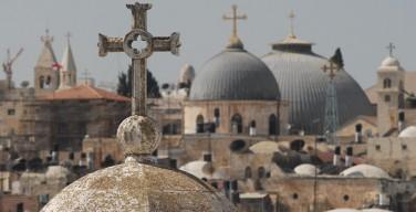Германия: католические и лютеранские епископы совершили совместный визит на Святую Землю