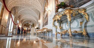 Папские апартаменты Апостольского дворца в Кастель-Гандольфо открылись для публики (ФОТО)