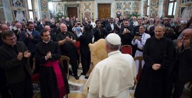 Папа — миссионерам-облатам: Церковь должна быть домом, открытым для всех
