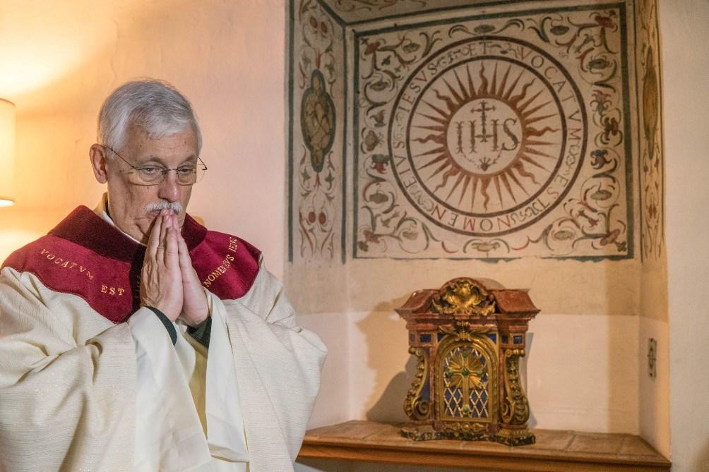 Папа встретился с новым генеральным настоятелем Общества Иисуса