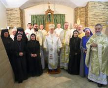 Встреча российского греко-католического духовенства в Москве (ФОТО)
