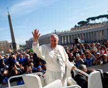 Юбилейная аудиенция Папы Франциска: Церковь нуждается в диалоге