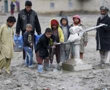 В Афганистане открыты Святые врата Юбилея Милосердия