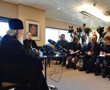 Англиканская, Католическая и Русская Церкви готовы действовать сообща на благо всего мира — патриарх Кирилл