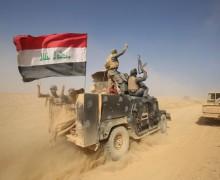 Битва за Мосул: коалиция вытесняет ИГИЛ (ФОТО)