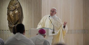 Папа: буквализм в отношении Закона лишает верующих свободы чад Божьих