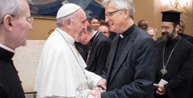 Папа: христиане уже едины в экуменизме крови и труда