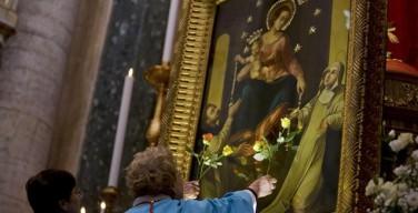 Папа: «Розарий — это молитва моего сердца»