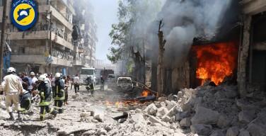 Инициатива «Колокола для Алеппо»: нет массовым убийствам
